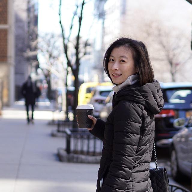 Stephanie Wang Personal Website